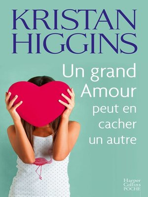cover image of Un grand amour peut en cacher un autre