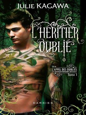 cover image of L'héritier oublié