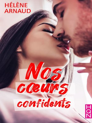 cover image of Nos coeurs confidents