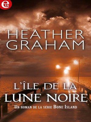 cover image of L'île de la lune noire