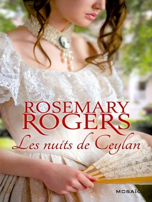 cover image of Les nuits de Ceylan