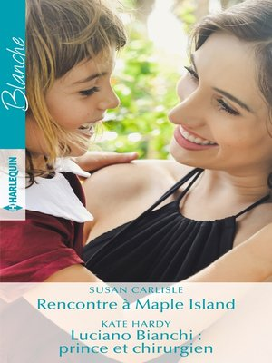 cover image of Rencontre à Maple Island--Luciano Bianchi