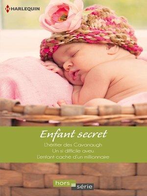 cover image of Enfant secret