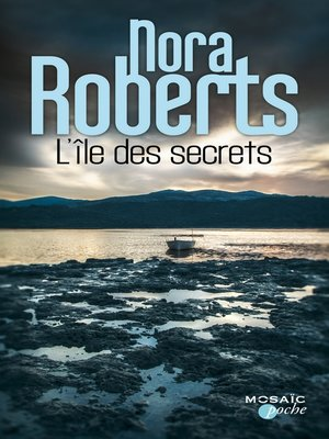 cover image of L'île des secrets