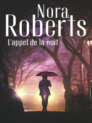 cover image of L'appel de la nuit
