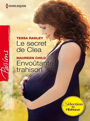 cover image of Le secret de Clea--Envoûtante trahison