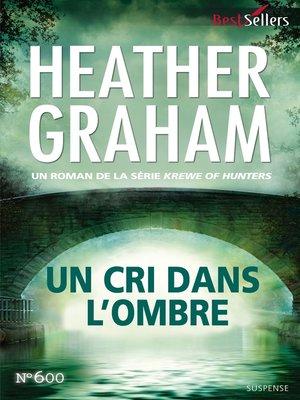 cover image of Un cri dans l'ombre