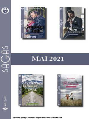 cover image of Pack mensuel Sagas