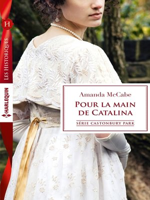 cover image of Pour la main de Catalina