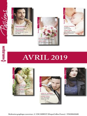 cover image of 12 romans Passions (n°785 à 790--Avril 2019)