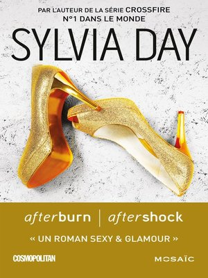 cover image of Afterburn / Aftershock (version française)