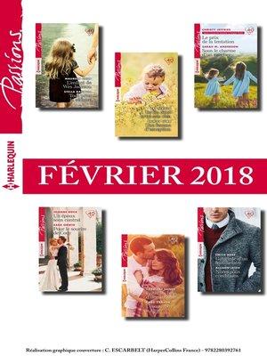 cover image of 12 romans Passions (n°701 à 706--Février 2018)