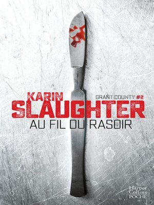 cover image of Au fil du rasoir
