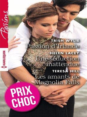 cover image of Passion d'Irlande--Une séduction inattendue--Les amants de Magnolia Falls