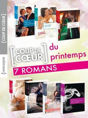 cover image of Les coups de coeur du printemps