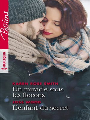 cover image of Un miracle sous les flocons--L'enfant du secret