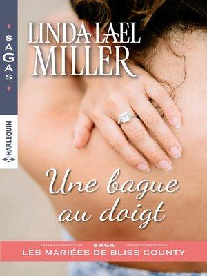 cover image of Une bague au doigt