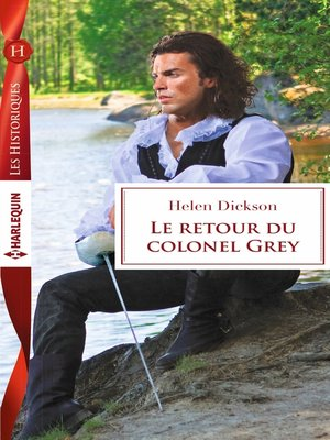 cover image of Le retour du colonel Grey