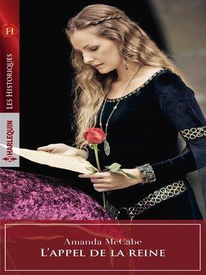 cover image of L'appel de la reine