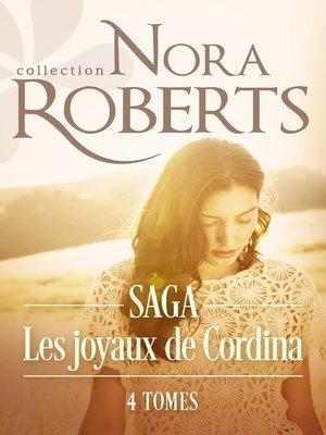 cover image of Saga Les joyaux de Cordina
