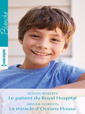 cover image of Le patient du Royal Hospital--Le miracle d'Oceans House