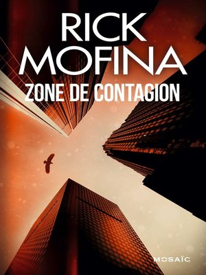 cover image of Zone de contagion