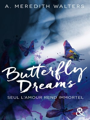 cover image of Butterfly Dreams