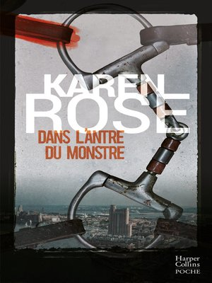 cover image of Dans l'antre du monstre