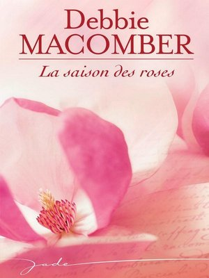 cover image of La saison des roses