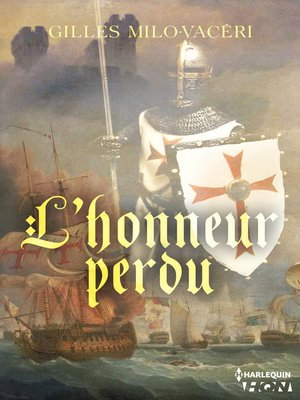 cover image of L'honneur perdu
