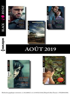 cover image of 11 romans Black Rose (n°546 à 549--Août 2019)