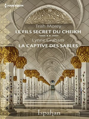 cover image of Le fils secret du cheikh--La captive des sables