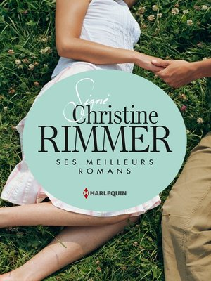 cover image of Signé Christine Rimmer