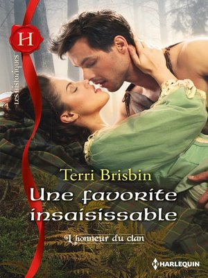 cover image of Une favorite insaisissable