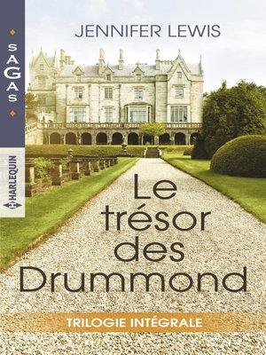 cover image of Le trésor des Drummond