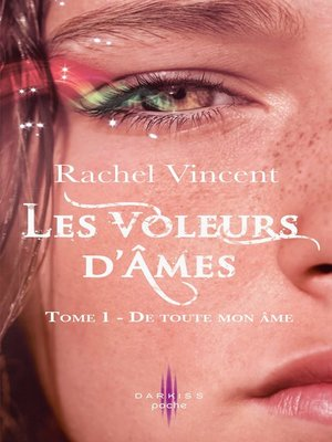 cover image of De toute mon âme