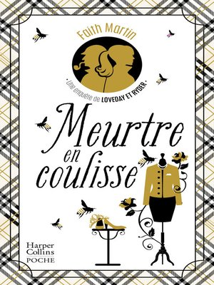 cover image of Meurtre en coulisse