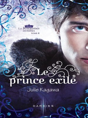 cover image of Le prince exilé