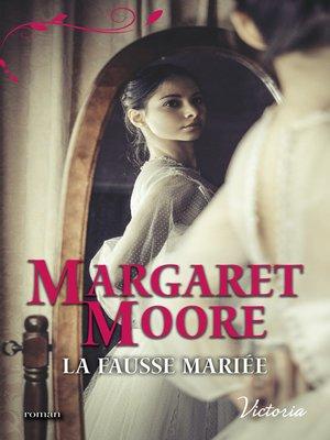 cover image of La fausse mariée