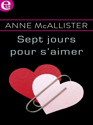cover image of Sept jours pour s'aimer