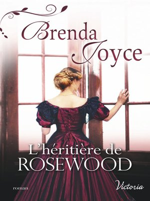 cover image of L'héritière de Rosewood