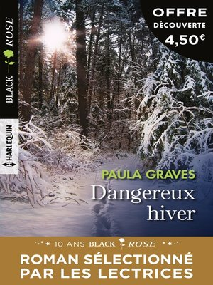 cover image of Dangereux hiver