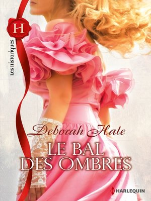 cover image of Le bal des ombres