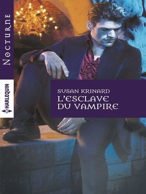 cover image of L'esclave du vampire