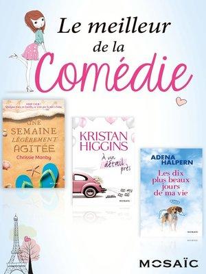 cover image of Le meilleur de la comédie