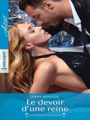cover image of Le devoir d'une reine