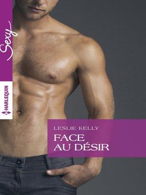 cover image of Face au désir
