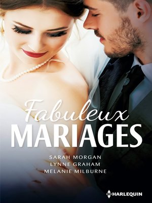 cover image of Fabuleux mariages