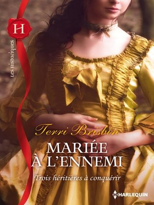 cover image of Mariée à l'ennemi