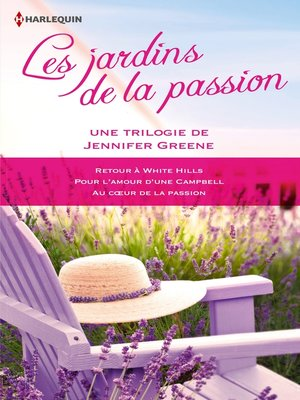 cover image of Les jardins de la passion